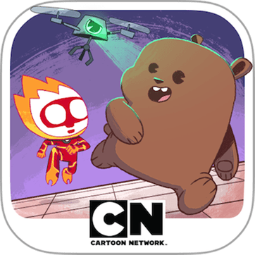 Cartoon Network Party Sprint